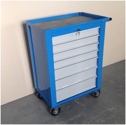 Тумбы для инструментов металлические с ящиками на колесах купить